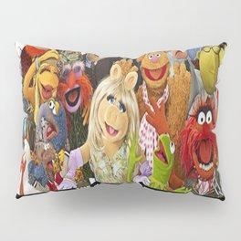The Muppets Pillow Sham
