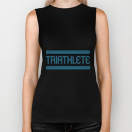 Triathlete Biker Tank