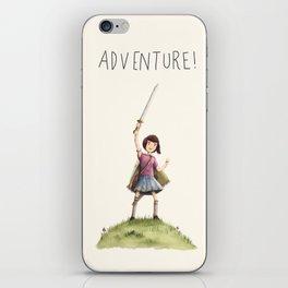 Adventure! iPhone Skin