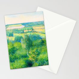 Valley Of Yerres - Digital Remastered Edition Stationery Cards
