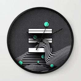 DIVIDER Wall Clock