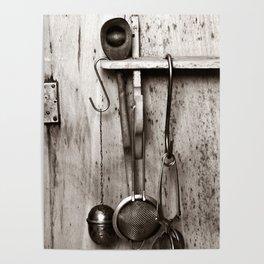 KITCHEN EQUIPMENT - Duplex Poster