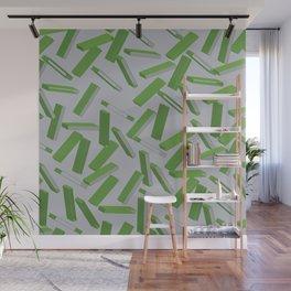3D Pattern  X 0.3 Wall Mural