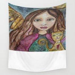 Spirit Traveler  Wall Tapestry