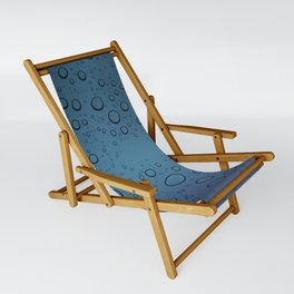 It was Night and the Rain fell Sling Chair