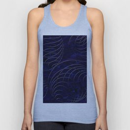 A Figure of Equilibrium Unisex Tank Top