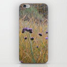 Autumn Verbena iPhone Skin