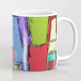 Broken fields Coffee Mug