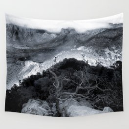 Emory's View Wall Tapestry