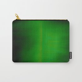 Green Goo Smear Carry-All Pouch