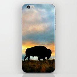 Tatanka iPhone Skin