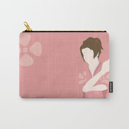 Samurai Champloo - Fuu Silhouette Carry-All Pouch