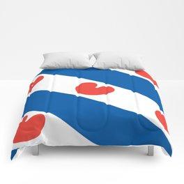 Flag of Friesland Comforters