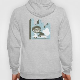 Scooter Boy Hoody