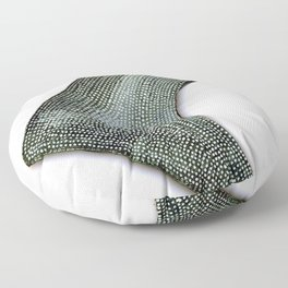 Shaped Canvas Floor Pillow