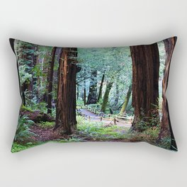 Muir Woods 2 Rectangular Pillow