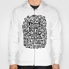 a mind needs books Hoody