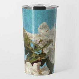 French Blossoms Travel Mug