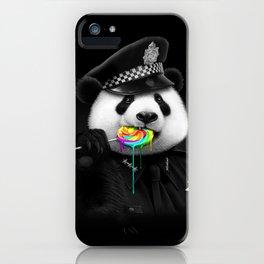 LOLLYPOP COP iPhone Case