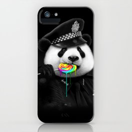 LOLLYPOP COP iPhone Case