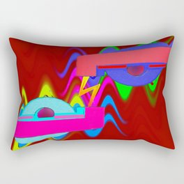 High tension ... Rectangular Pillow