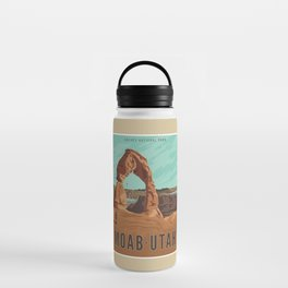 Moab Utah Water Bottle