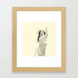 Femme Framed Art Print