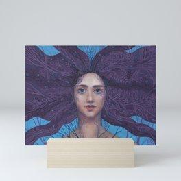 Primavera Fantasy Art Spring Goddess Mini Art Print