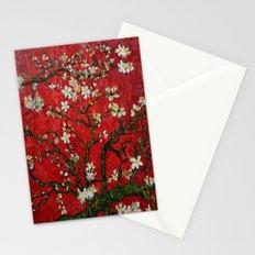 Van gogh Digital Abstract Daisy iPhone 4 4s 5 5c 6, ipod, ipad, pillow case Stationery Cards