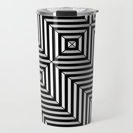 Op Art 6 Travel Mug