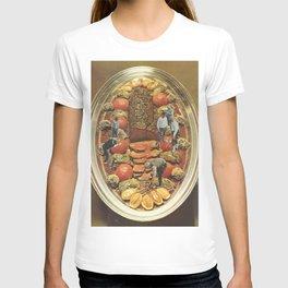Food preparation T-shirt