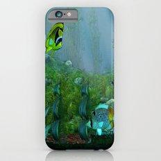 Fish Tank Aquarium iPhone 6s Slim Case