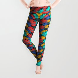 Calzada Chapina Leggings