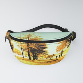 Autumn Colors Fanny Pack