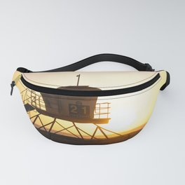 Lifeguard Stand Fanny Pack