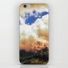 Morning on Fire iPhone & iPod Skin