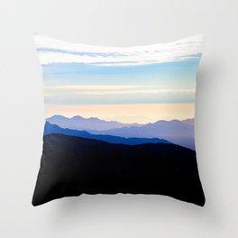 California Sunrise Throw Pillow