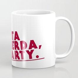 PUTA MIERDA, MARTY Coffee Mug
