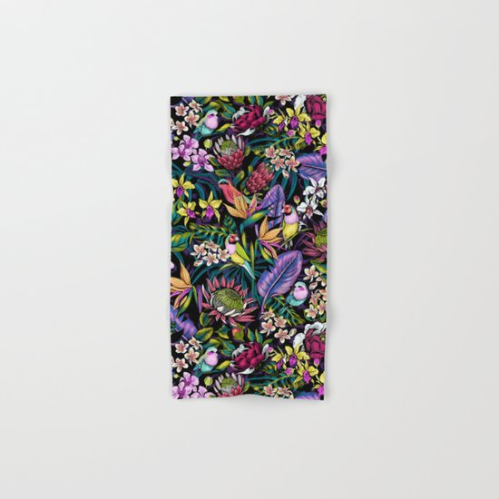 Stand Out! (midnight) Hand & Bath Towel