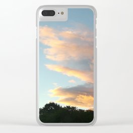 As Above so Below Clear iPhone Case