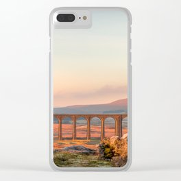 Britain Clear iPhone Case