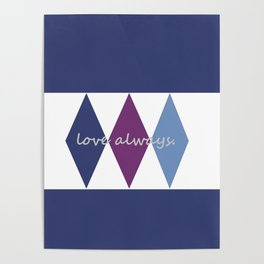 love always. Poster
