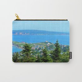 Bonaventure Island panoramic Carry-All Pouch