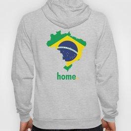 Brazil Proud Hoody
