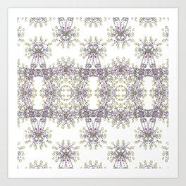 Diminz & Perlz Art Print