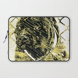 Pit Bull Models: Khan 02-01 Laptop Sleeve