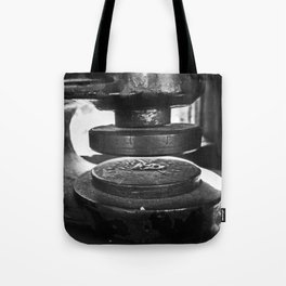 Shakespeare Seal Tote Bag