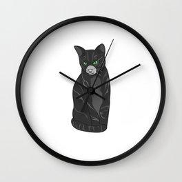 Bombay Süße Katze Kater Kätzchen Wall Clock