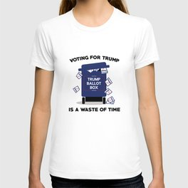 Waste Of Time T-shirt