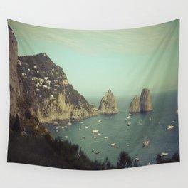 Amalfi coast, Italy 2 Wall Tapestry